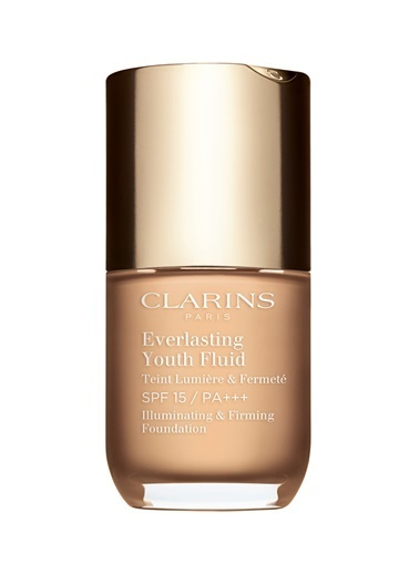 Clarins Everlasting Youth Fluid Foundation Spf15 109 Wheat 30Ml Fondöten Renksiz